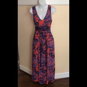 Maeve by Anthropologie Maxi Dress size 2